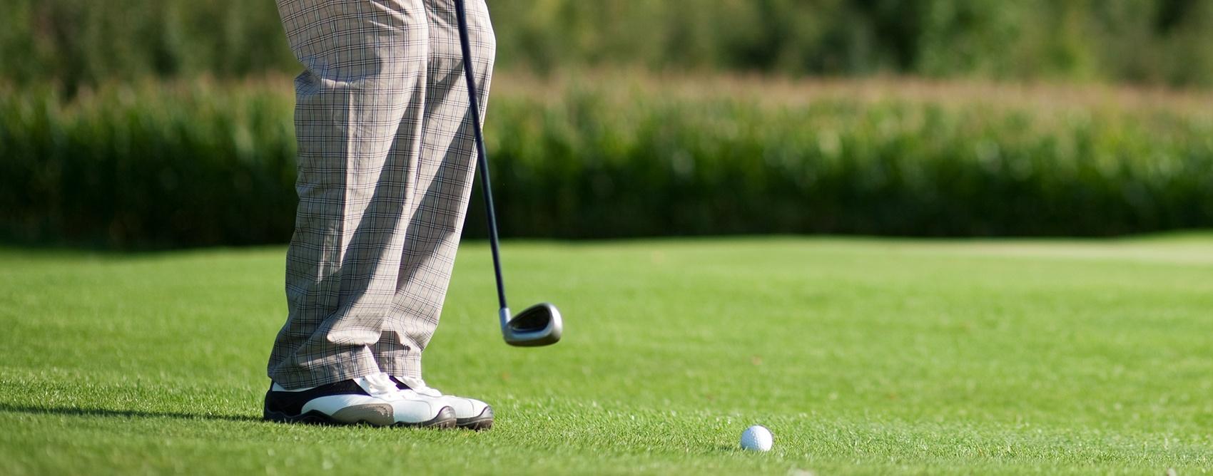 golf retirement